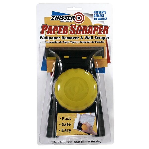 Zinsser 02986 Paper Scraper Wallcovering Remover & Wall Scraper