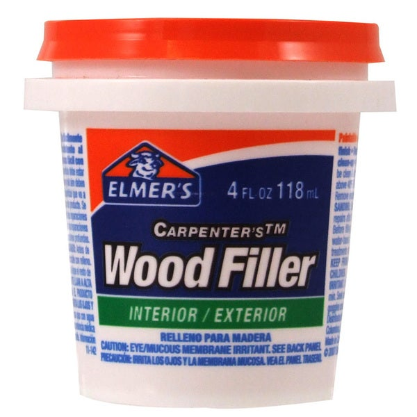 Elmer's E847D12 1/4 Pint Carpenters Wood Filler