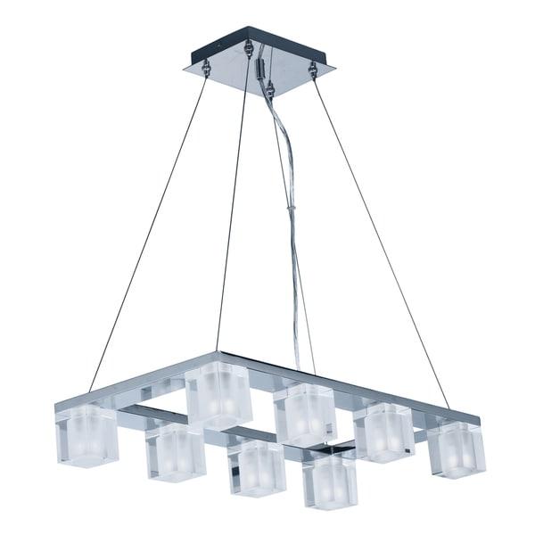 Blocs LED Linear Pendant