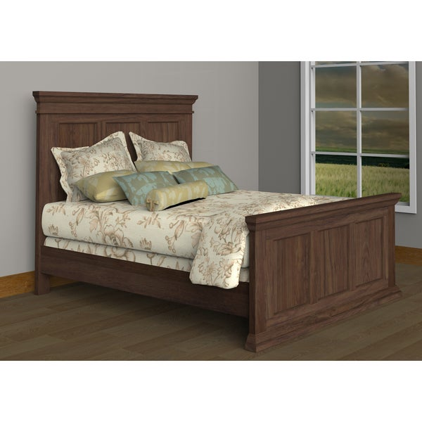 Knightsbridge Queen Panel Bed