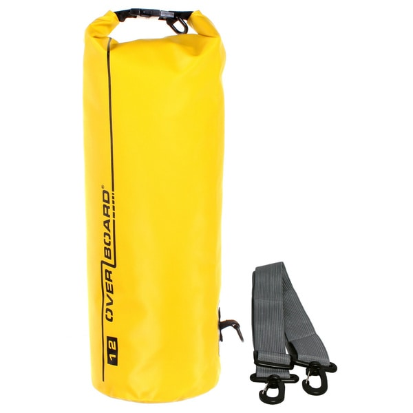 12L Waterproof Dry Tube Bag Yellow