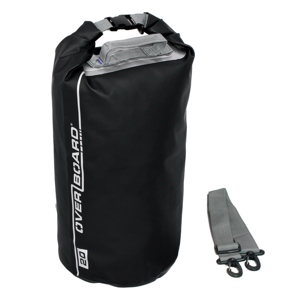 20L Waterproof Dry Tube Bag Black
