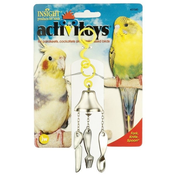 JW Bird Activity Toy