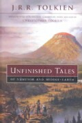 Unfinished Tales of Numenor and Middle-Earth (Hardcover)