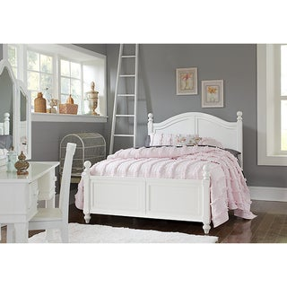 Lake House Payton White Arched Full-size Bed