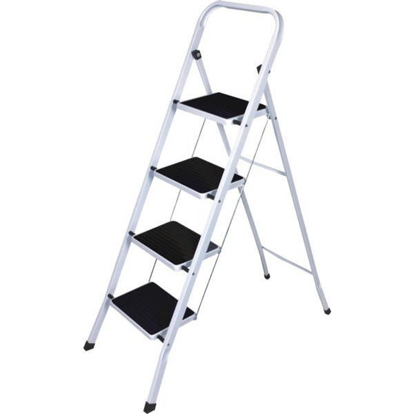 4-step Heavy-duty Ladder