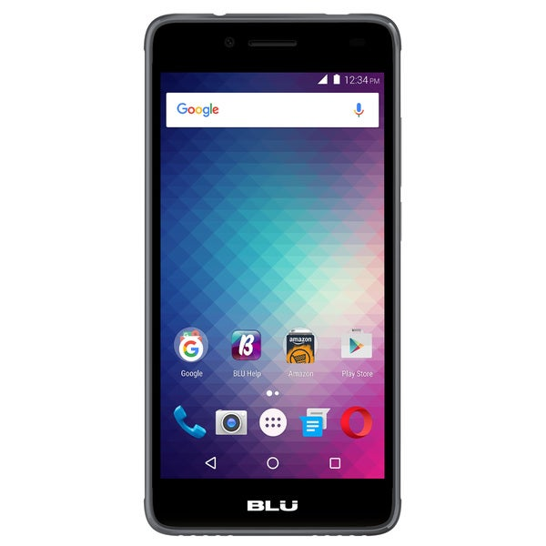 BLU Studio C 8+8 S270Q Unlocked GSM Quad-Core Android Phone w/ 8MP Camera