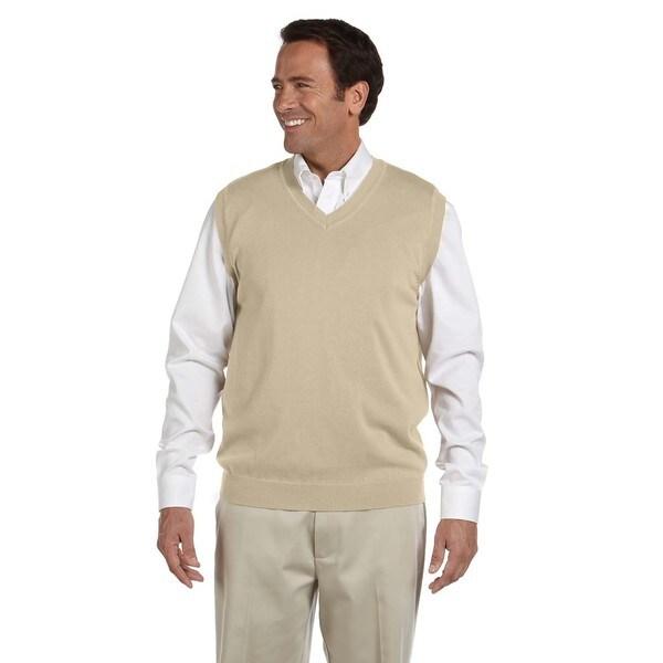 V-Neck Men's Stone Vest