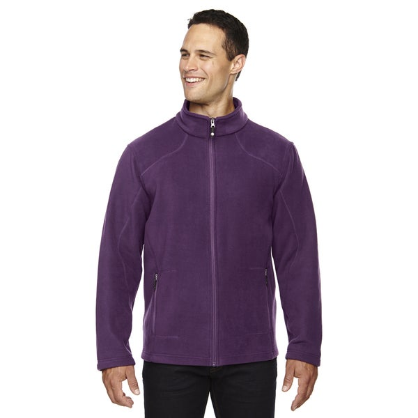 Voyage Fleece Men's Mulbry Purple 449 Jacket
