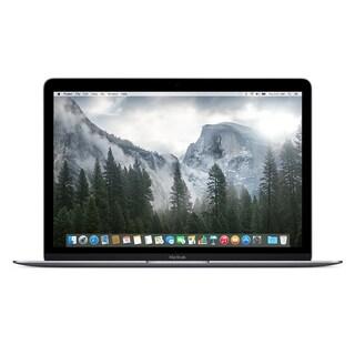 Apple Macbook 5JY42LL/A 12.0-inch 512GB Intel Core M Dual-Core Laptop - Space Gray (Certified Refurbished)
