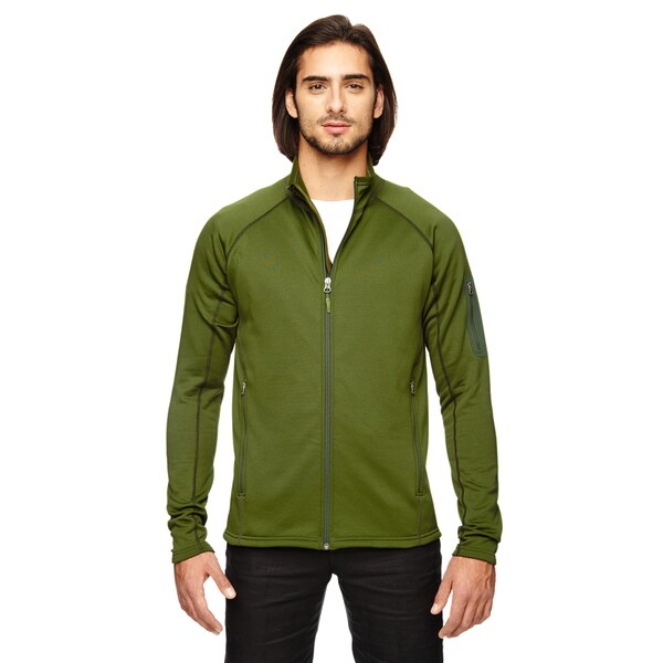 Stretch Fleece Men's Greenland Jacket