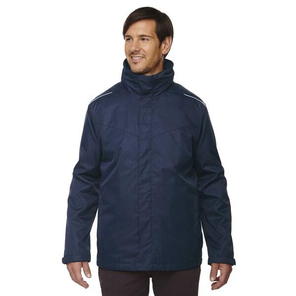 Region 3-In-1 Men's Classic Navy 849 Jacket with Fleece Liner 20484302