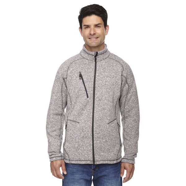 Peak Fleece Men's Light Heather 832 Jacket