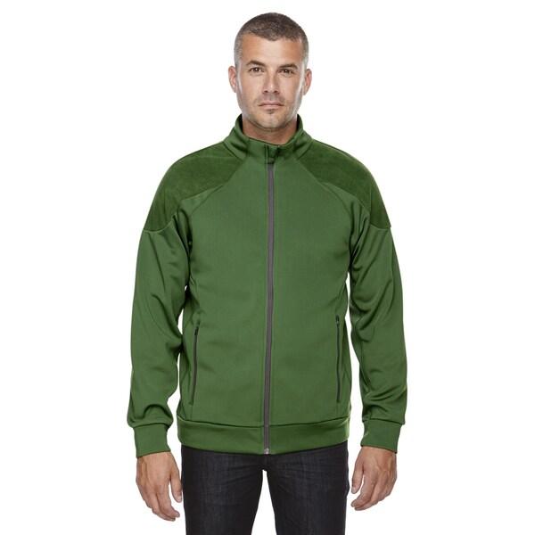 Evoke Bonded Fleece Men's Fern 657 Jacket