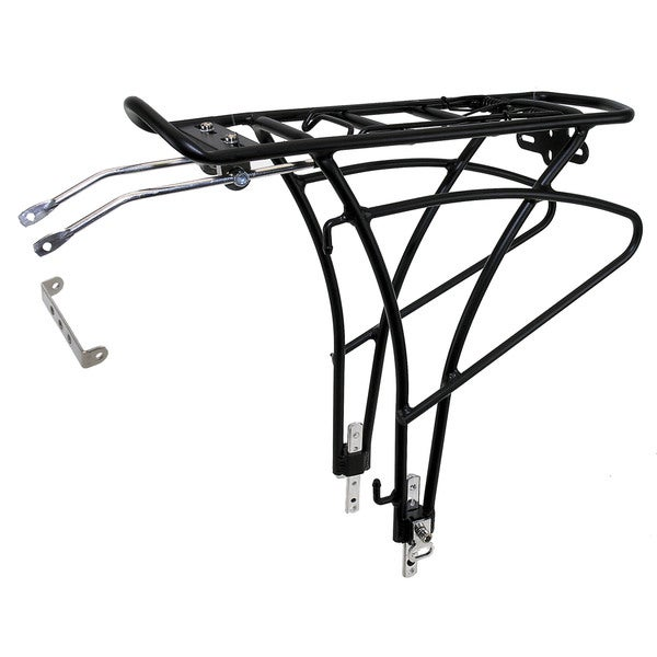 Hollandia Aluminum Rear Rack With Pump Pegs