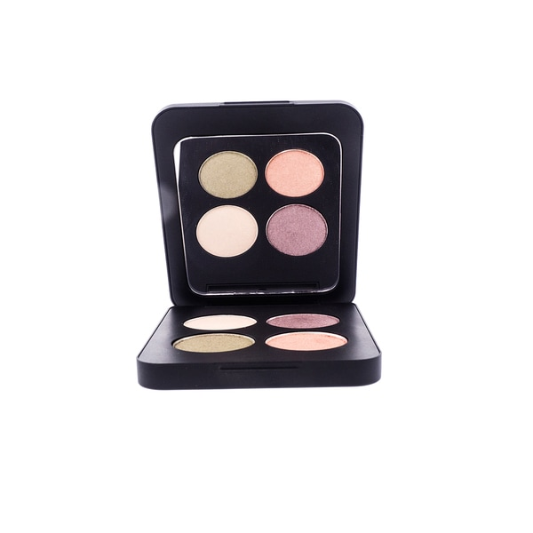 Youngblood Pressed Mineral Eyeshadow Quad Gemstone