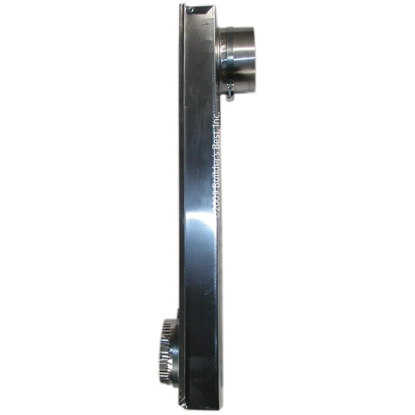 """Builders Best 010172 0"""" To 18"""" Adjustable Dryer Periscope"""