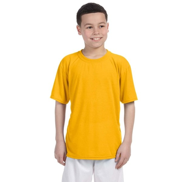 Youth Gold Performance T-Shirt