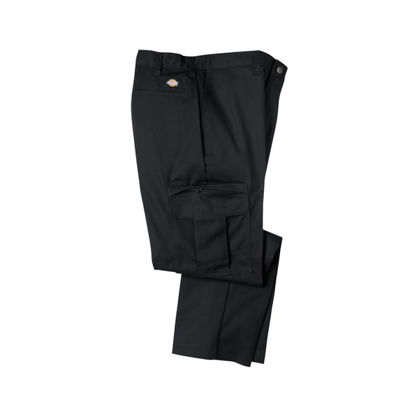 Men's Black Premium Industrial Cargo Pant