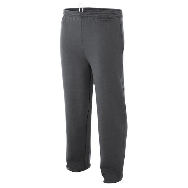 Men's Fleece Graphite Drawstring Tech Pants 20487650