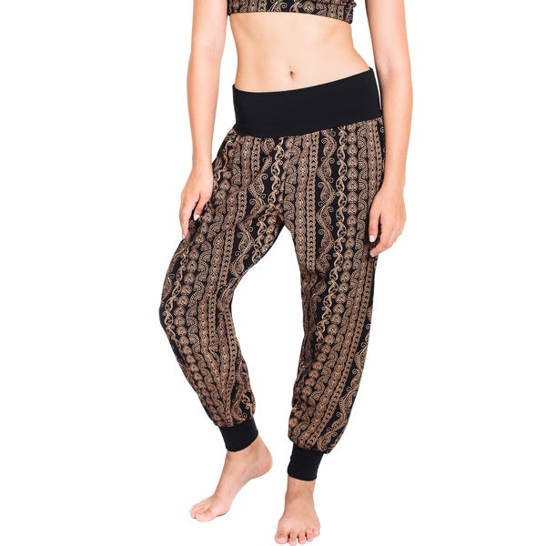 Organic Cotton Harem Pants (Nepal)