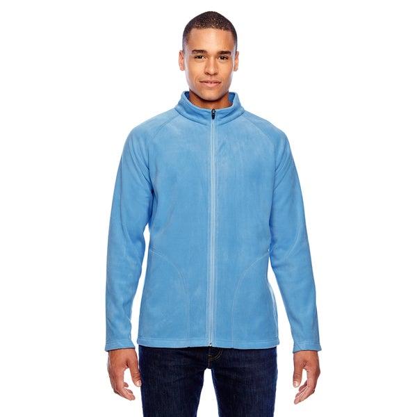 Campus Microfleece Men's Sport Light Blue Jacket