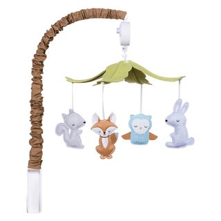 Trend Lab Woodland Musical Mobile