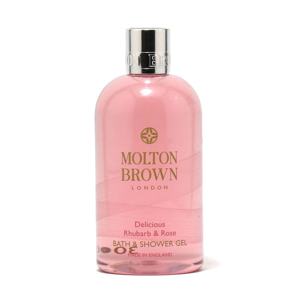 Molton Brown Rhubarb and Rose 10-ounce Bath and Shower Gel