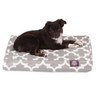 Majestic Pet Trellis Orthopedic Memory Foam Rectangle Dog Bed