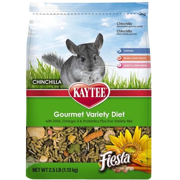 Kaytee Chinchilla Fiesta Max Dry Pet Food