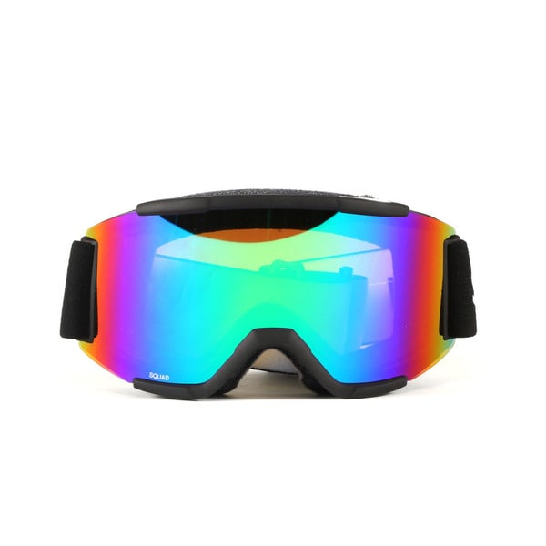 Smith Optics SQUAD Cylindrical GNSX Black Goggles
