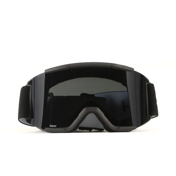 Smith Optics SQUAD Cylindrical Blackout Goggles