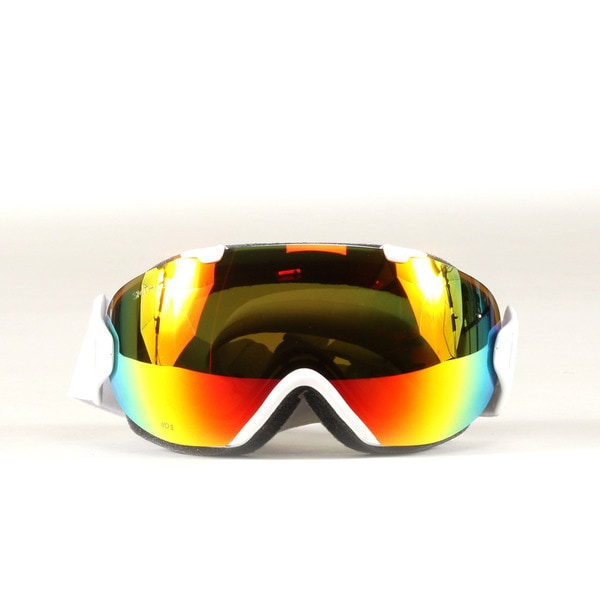 Smith Optics IOS INT RDSX White Eclipse Goggles