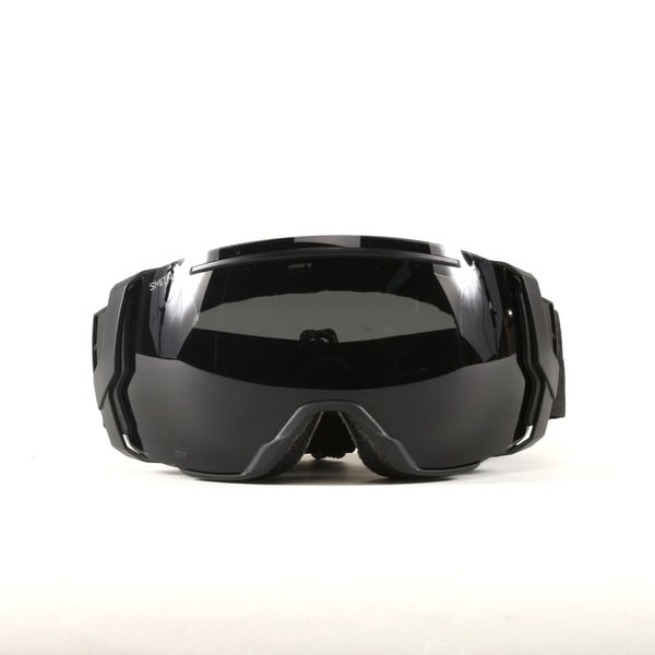 Smith Optics IO 7 INT Blackout Black-Black Goggles