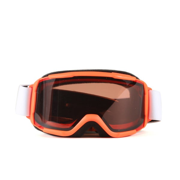 Smith Optics Daredevil JR RC36 Neon Orange Burgers Goggles