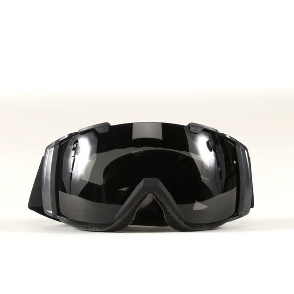 Smith Optics IO INT Blackout Black-Black Goggles