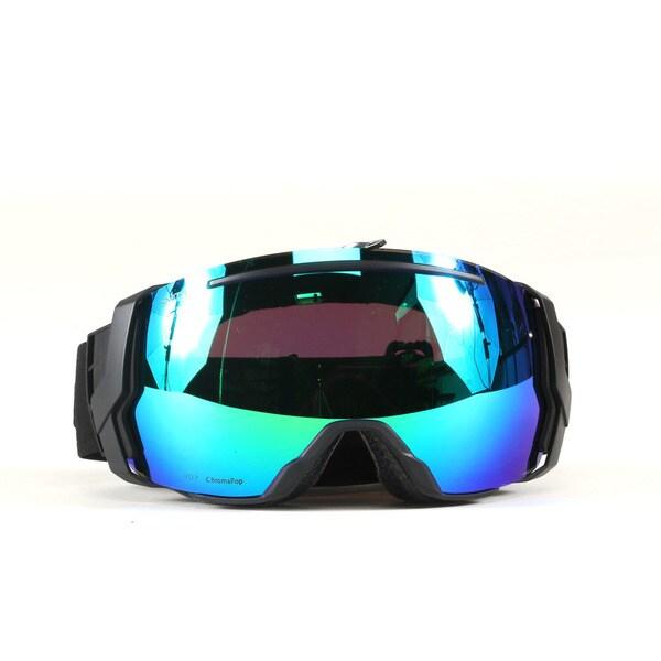 Smith Optics IO 7 INT CP Sun Black-Black Goggles