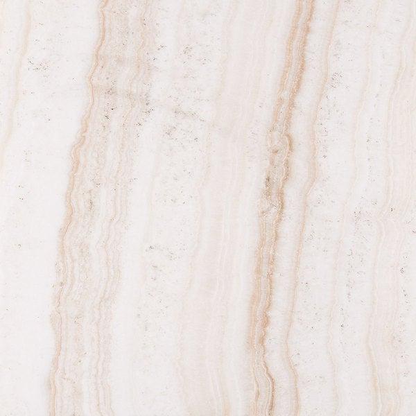 Vanilla Onyx 3-inch x 6-inch x 3/8-inch Polished Tiles