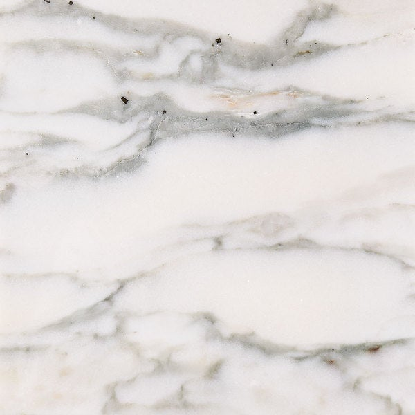 Calacatta Verde Grey/ White Marble Honed Tiles