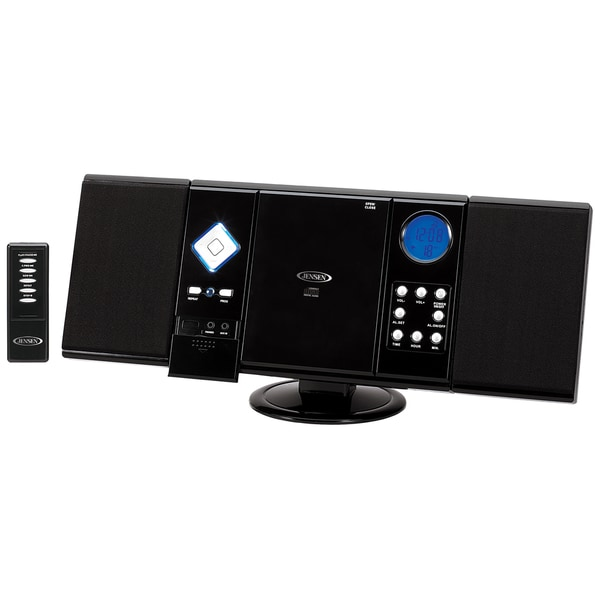 Spectra Mechandising JMC-180 Wall Mountable CD System With AM/FM Reciever & Remote