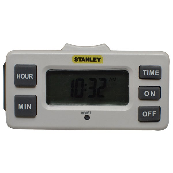 Stanley 38424 Large LCD Digital Timer