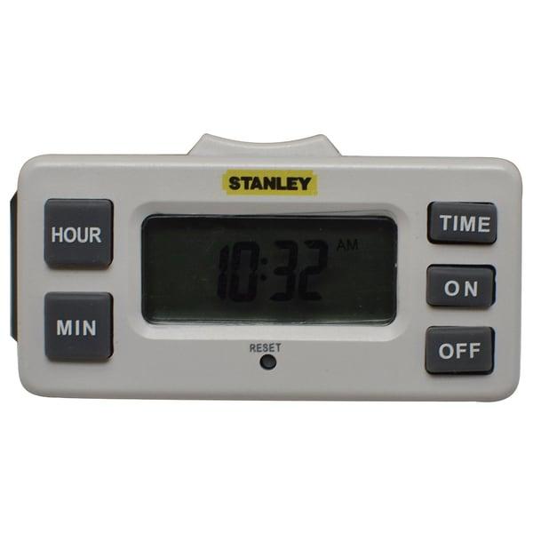 Stanley 38424 Large LCD Digital Timer