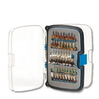 Scientific Anglers Compact 216 Blue Small Fly Box