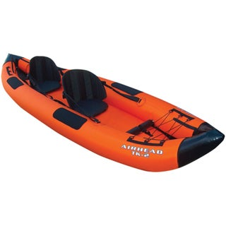 Airhead Orange Nylon Inflatable Kayak