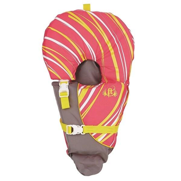 Full Throttle Infant Pink Baby-safe Vest