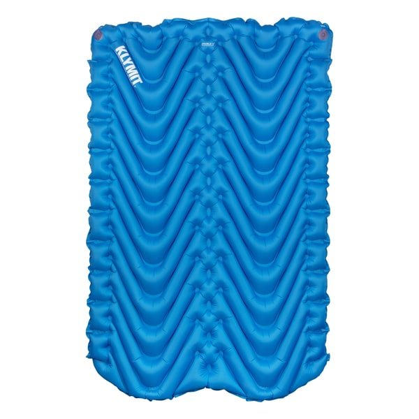 Klymit Static Polyester Double-size Double-V Sleeping Pads