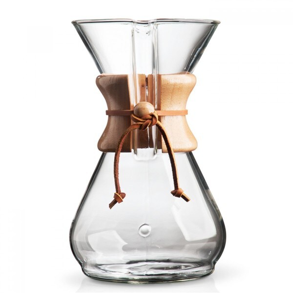Chemex Classic Clear Glass 8-cup Container 20488999
