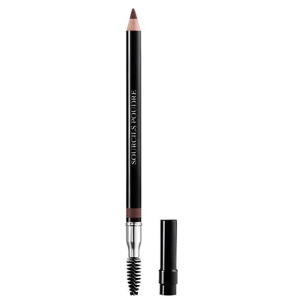 Christian Dior 593 Brown Sourcils Poudre Powder Eyebrow Pencil