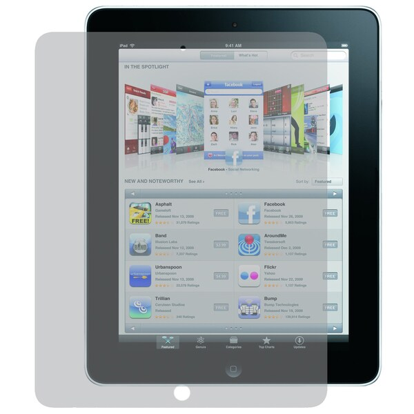 Case Logic IPAD2SCPT iPad 2 Screen Protector