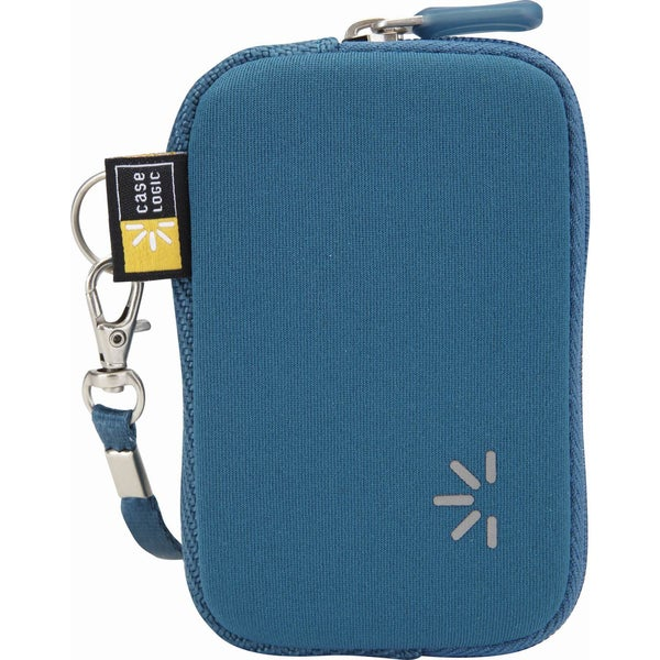 Case Logic UNZB-202 Blue Slimline Camera Case